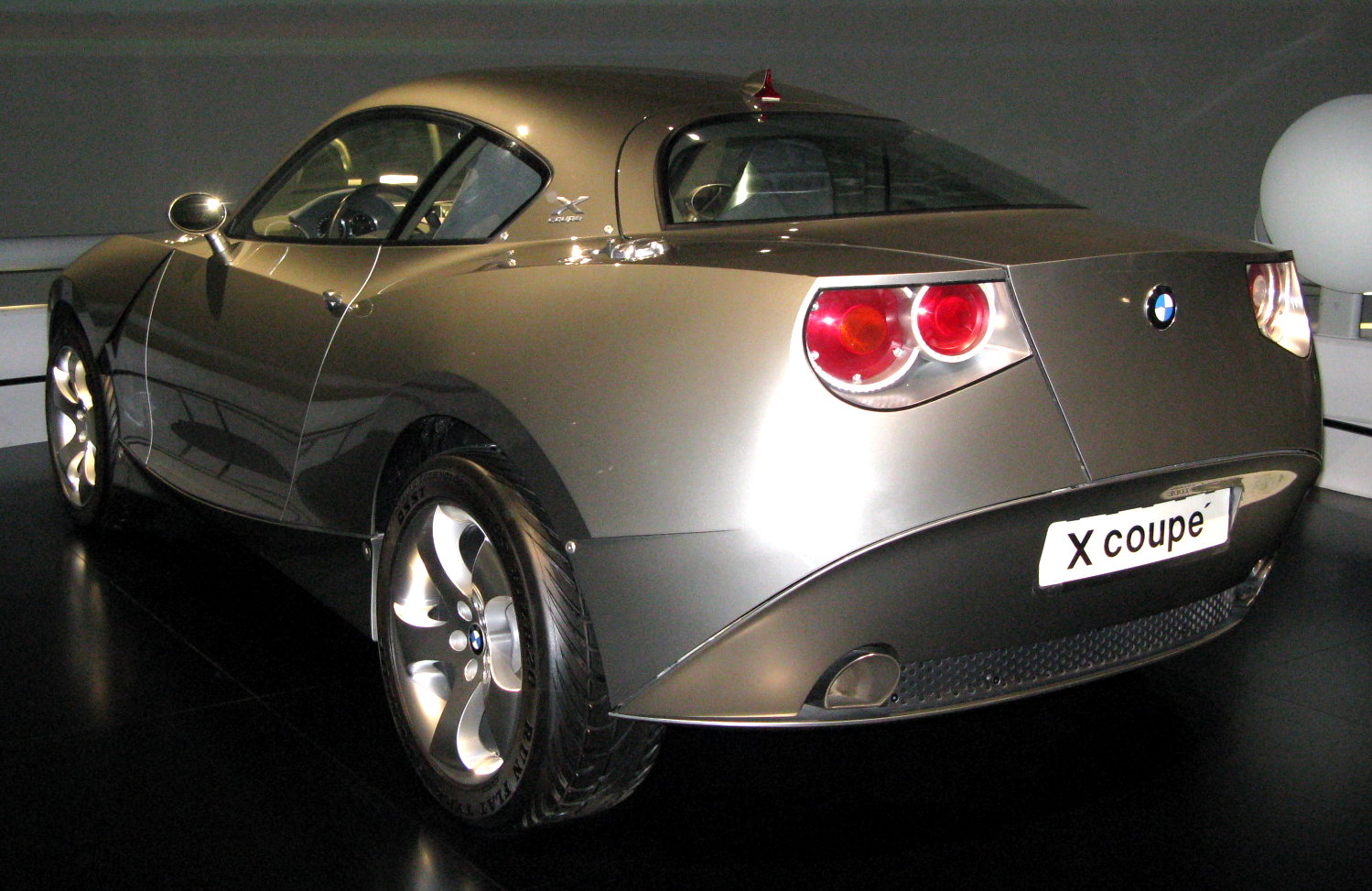 2001 BMW X Coupe #8
