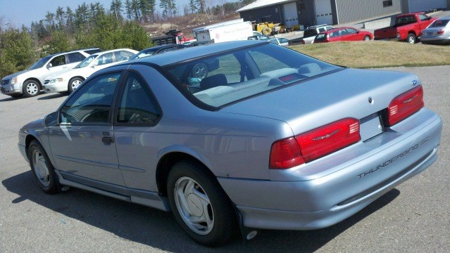 1995 Ford Thunderbird #5