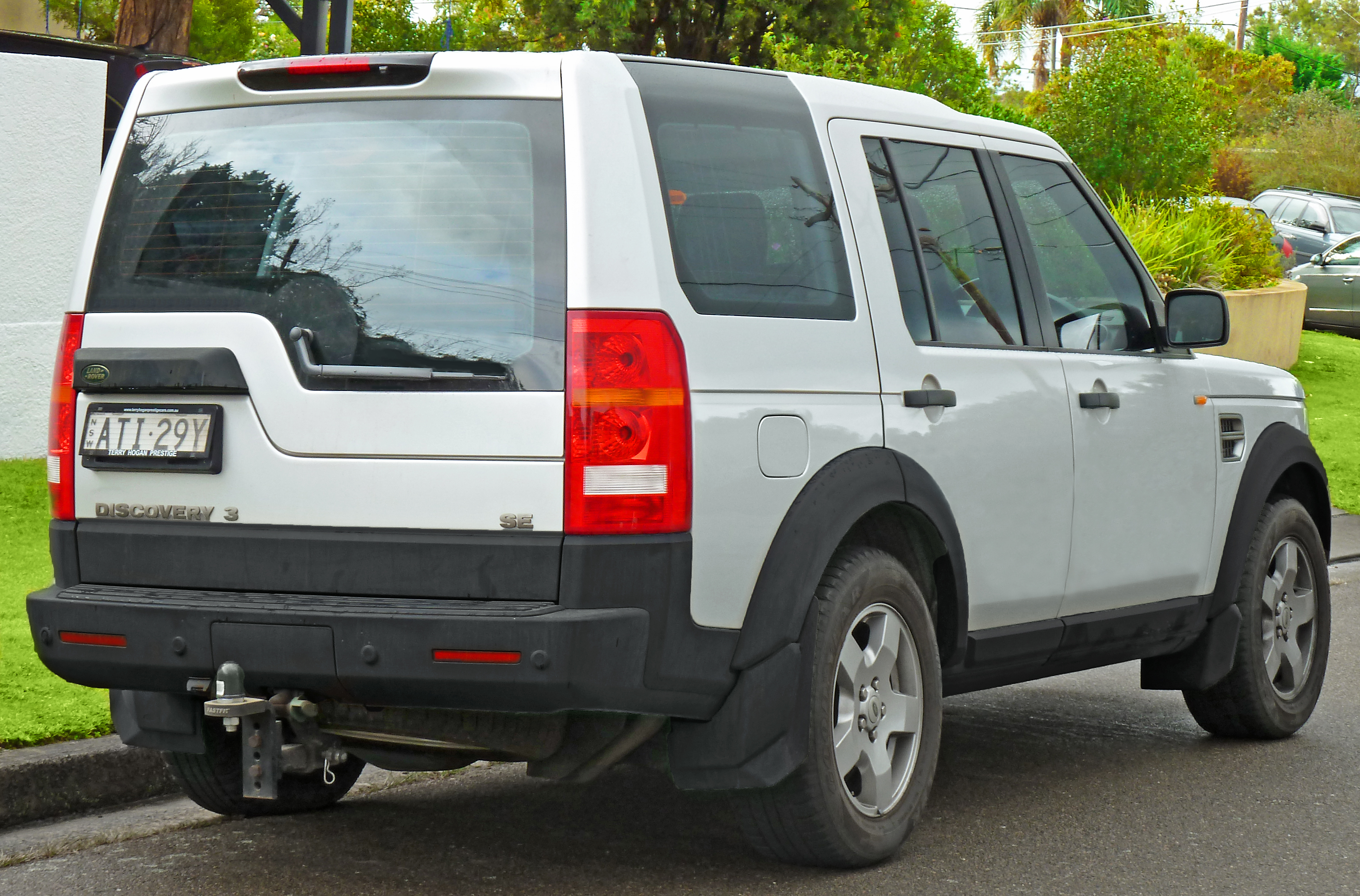 Land Rover Discovery 3 #4