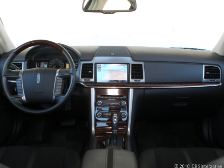 2011 Lincoln Mkz #6