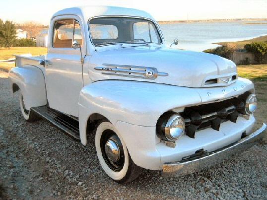 1952 Ford F #6
