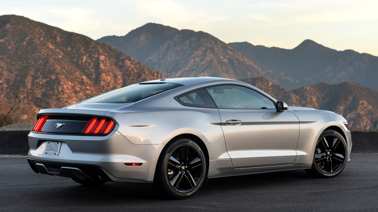 2015 Ford Mustang #15