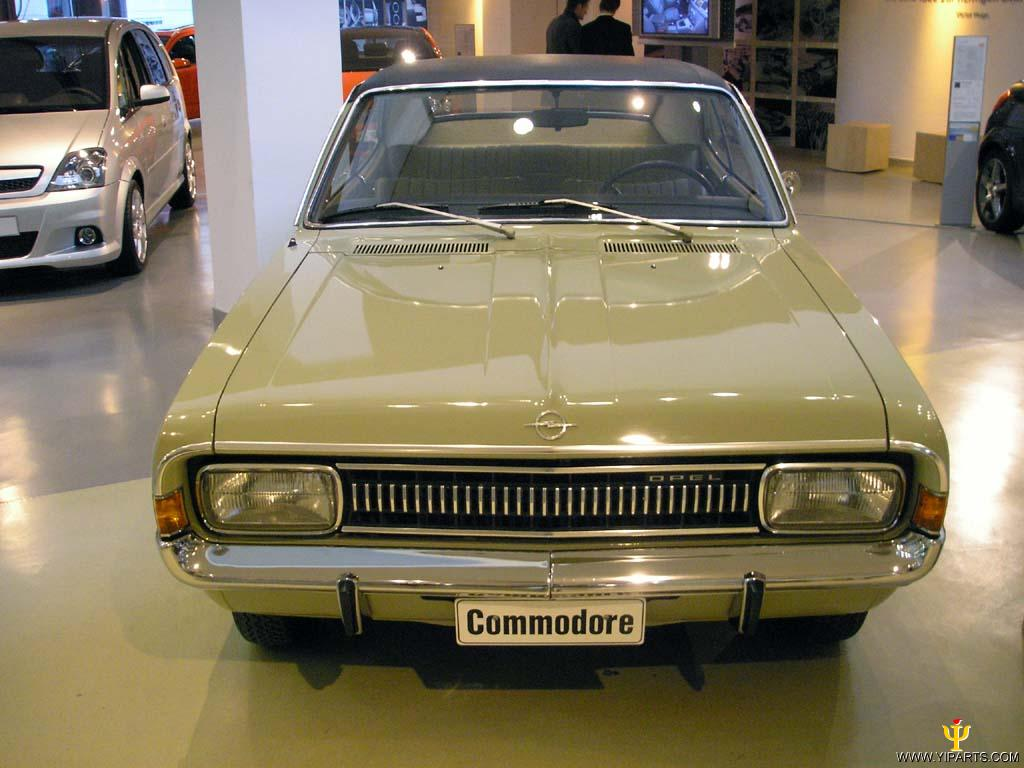 1972 Opel Commodore #19