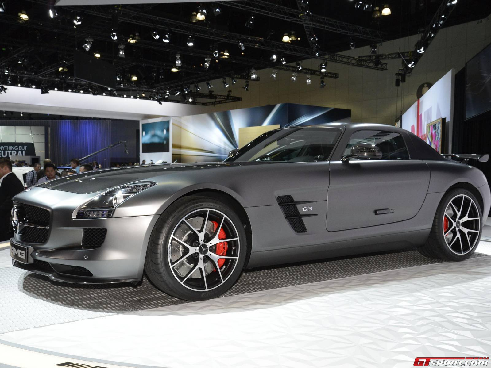 Mercedes-Benz Sls Amg Gt Final Edition #15