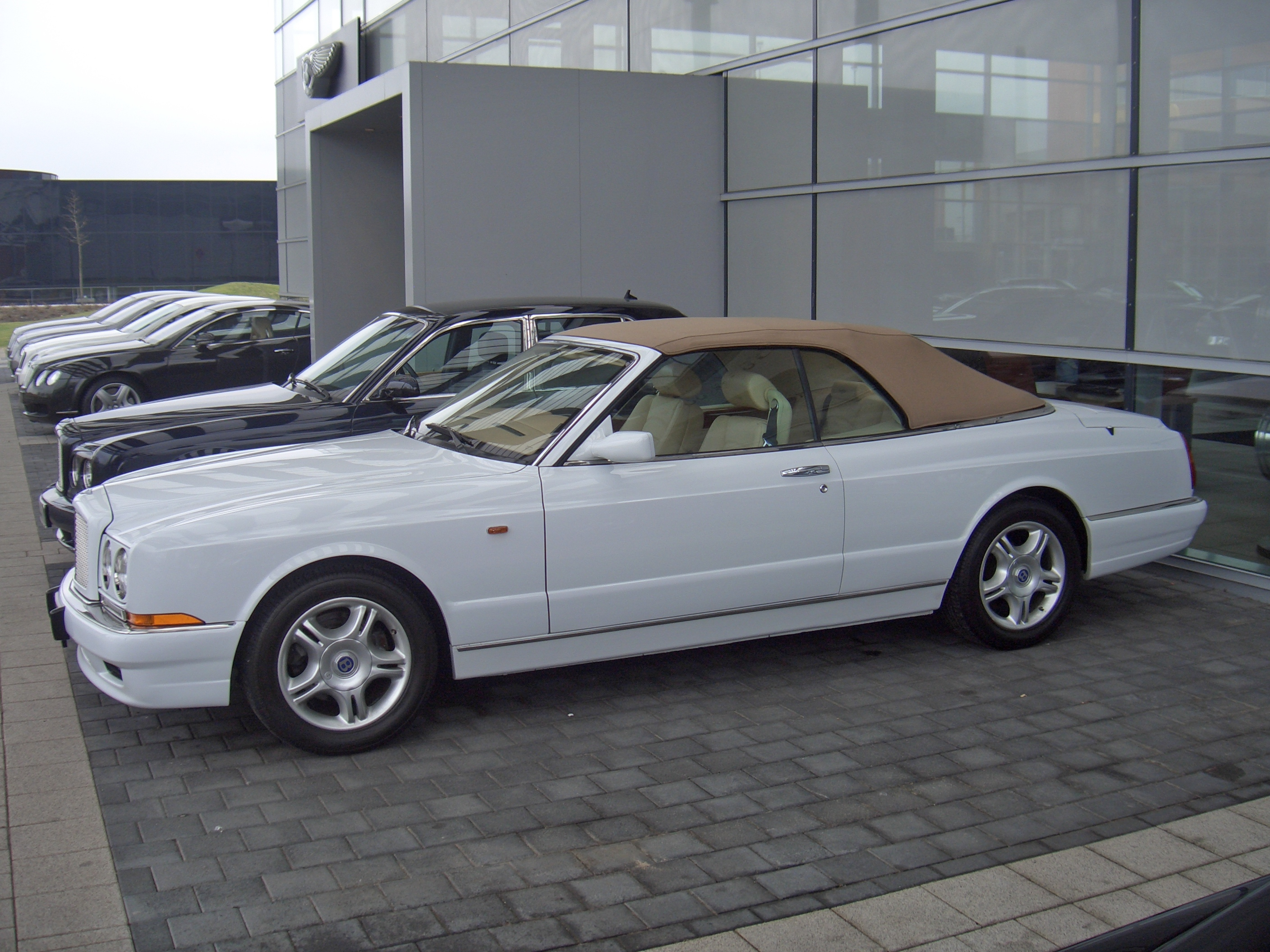 2003 Bentley Azure #16
