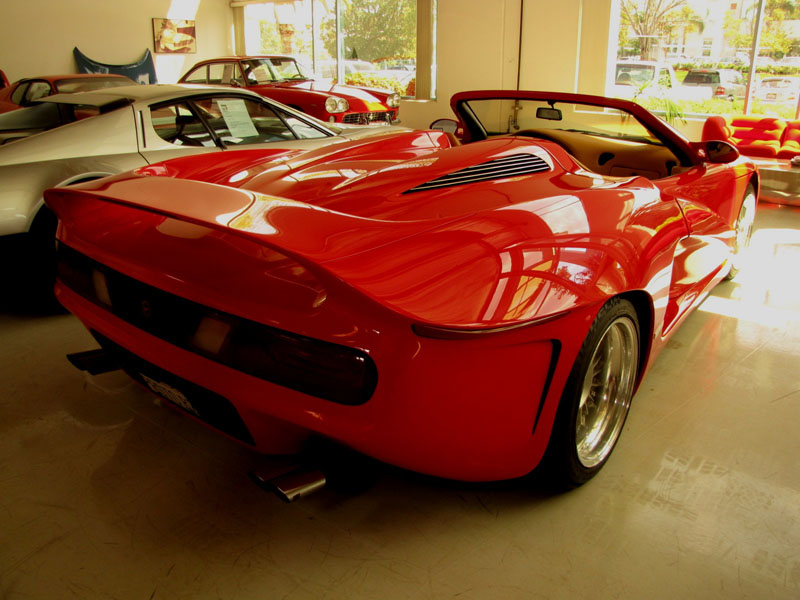 2001 Bizzarrini BZ-2001 #9
