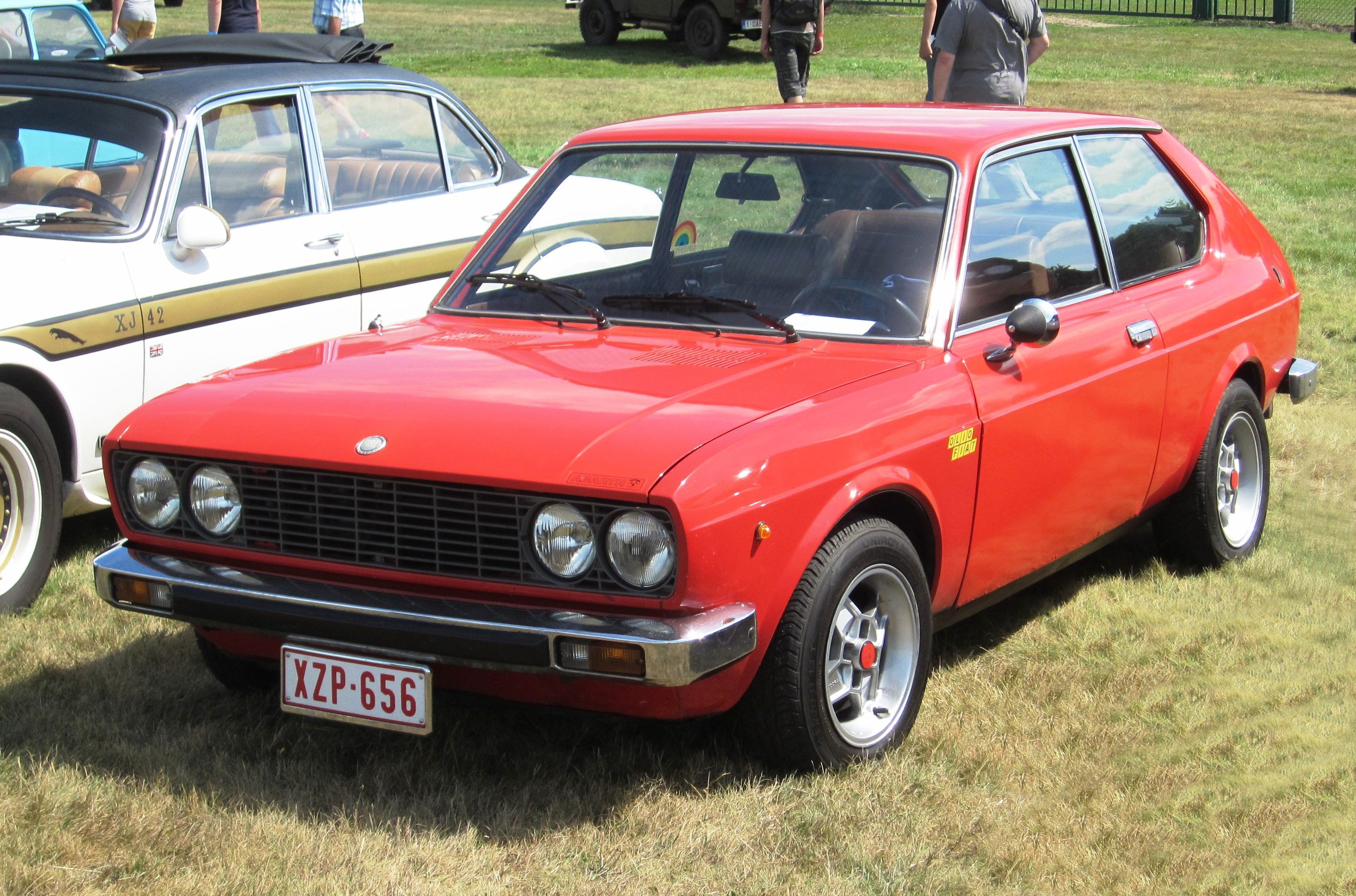1980 fiat 128 photos informations articles. Black Bedroom Furniture Sets. Home Design Ideas