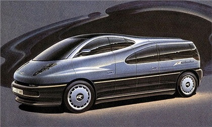1992 Italdesign Columbus #8