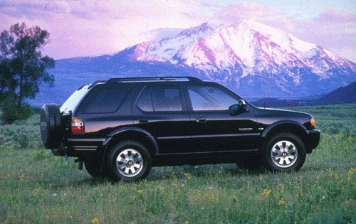 1999 Honda Passport #7