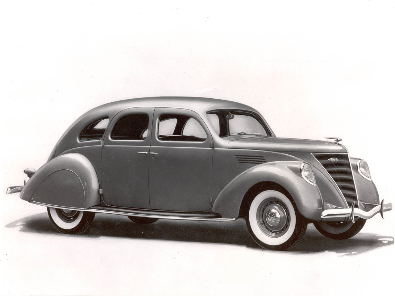 Lincoln Zephyr #8