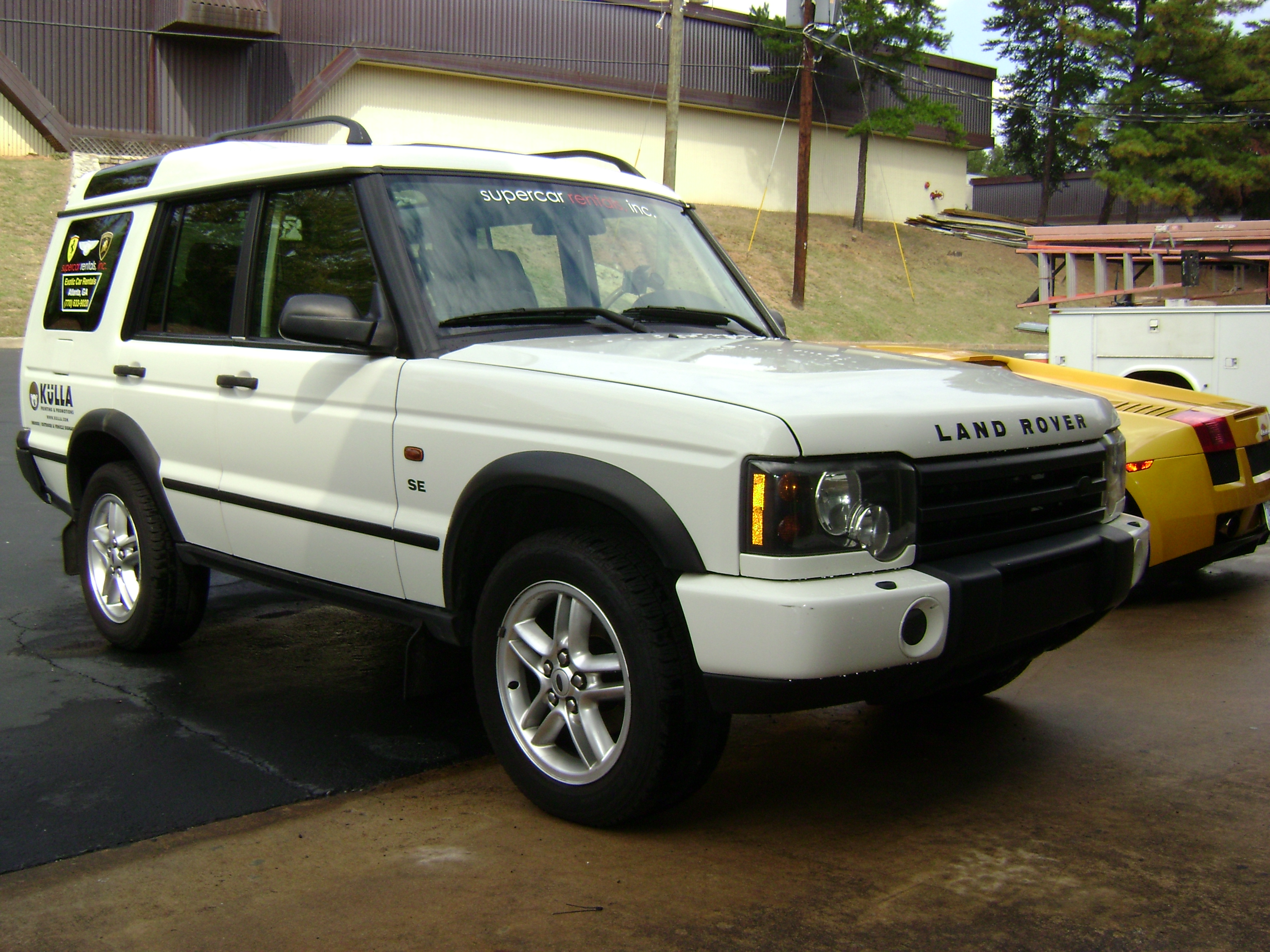 2003 Land Rover Discovery #11