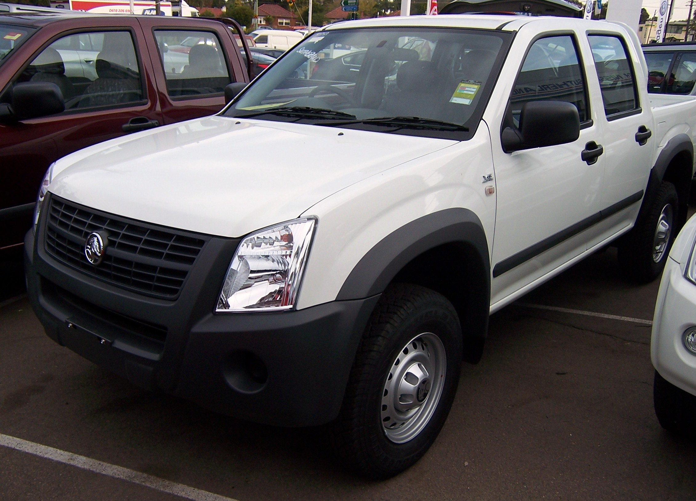 Holden Rodeo #5