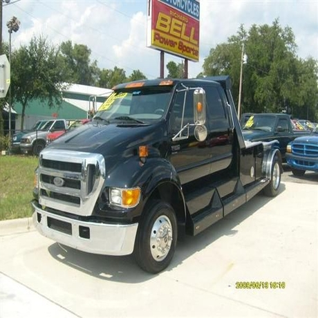 2007 Ford F-650 #19