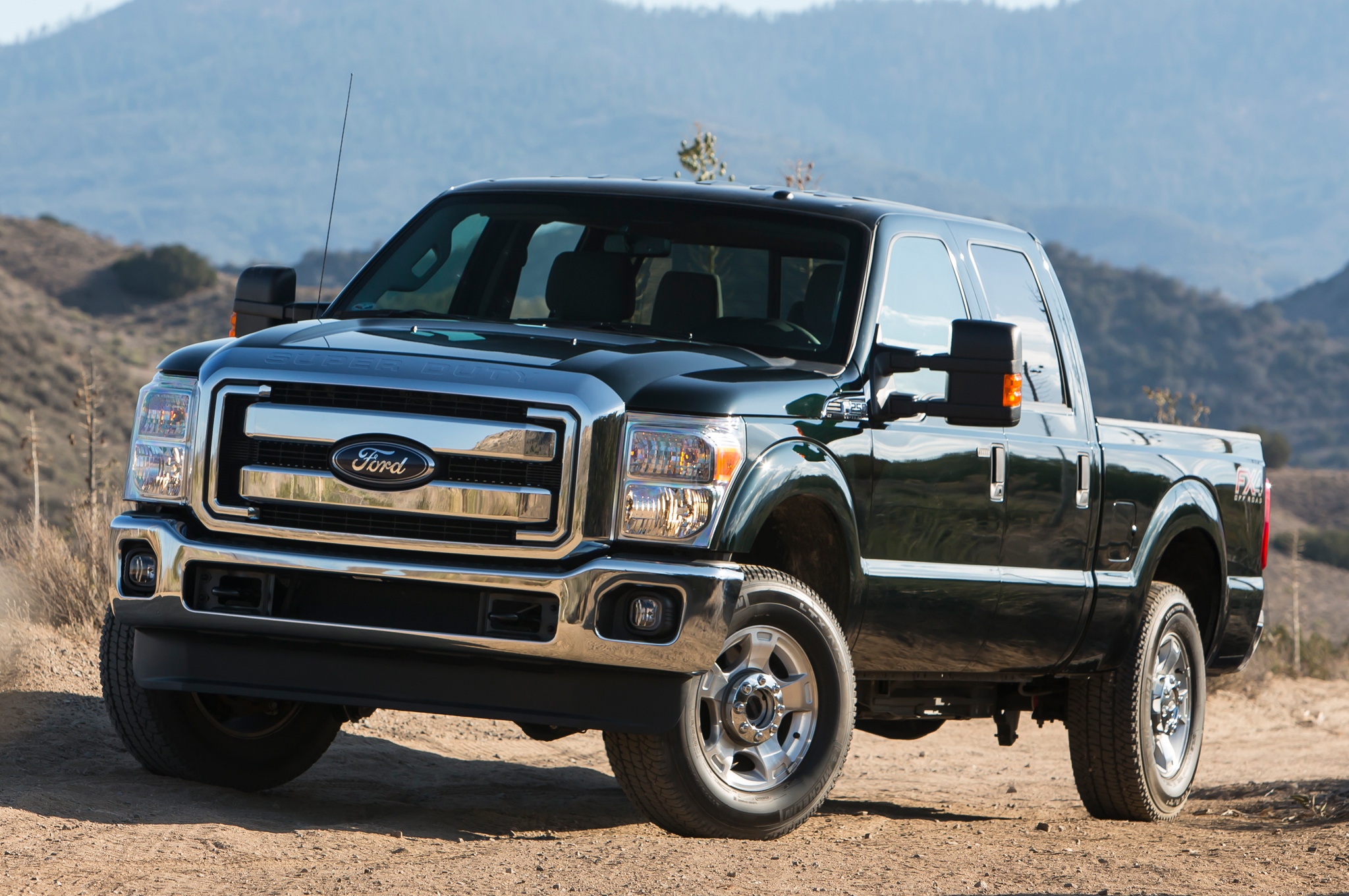 2015 Ford F-250 Super Duty #10