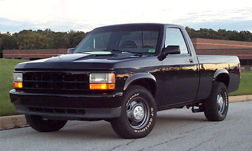 1995 Dodge Dakota #3