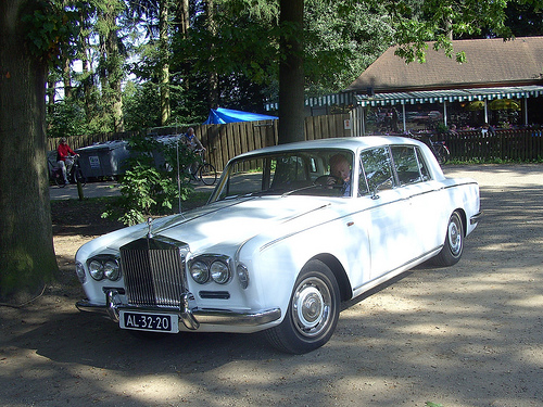 1967 Rolls royce Silver Shadow #13