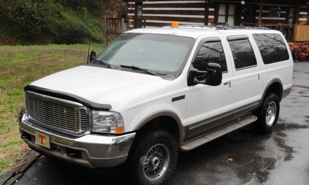 2001 Ford Excursion #9