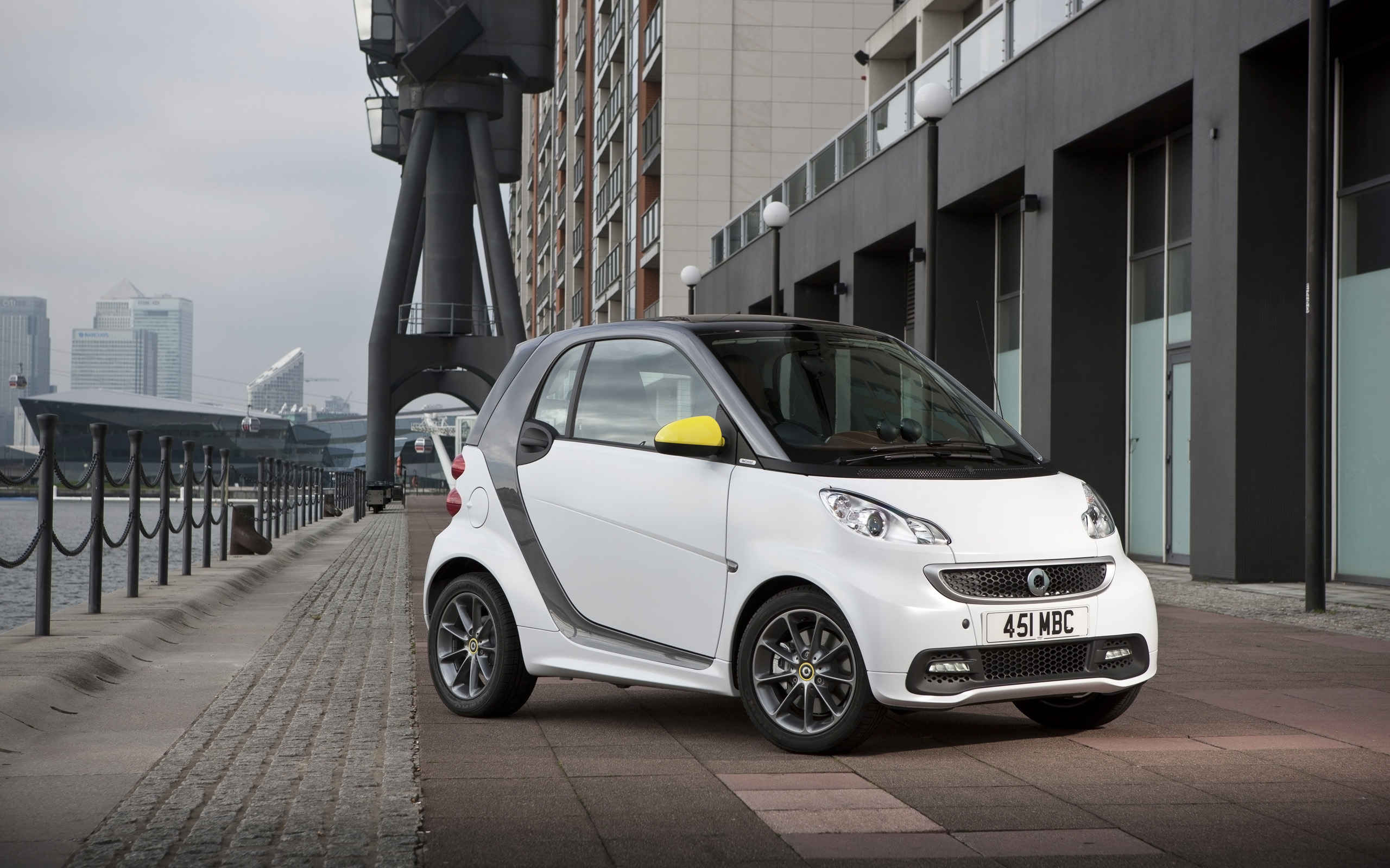 2014 Smart Fortwo #17