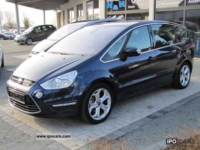 2011 Ford S-Max #9