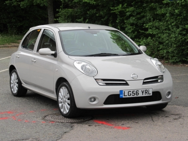 2006 nissan micra photos informations articles. Black Bedroom Furniture Sets. Home Design Ideas
