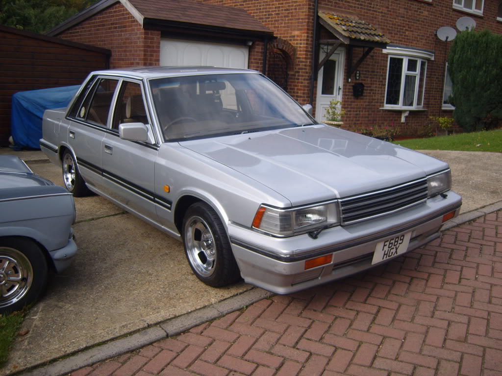 1987 Nissan Laurel #6