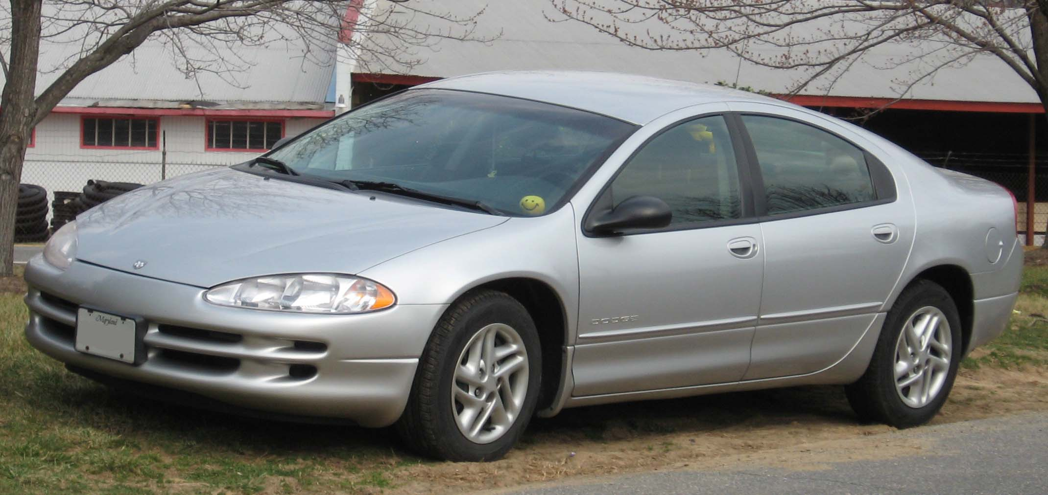 2002 Dodge Intrepid #6