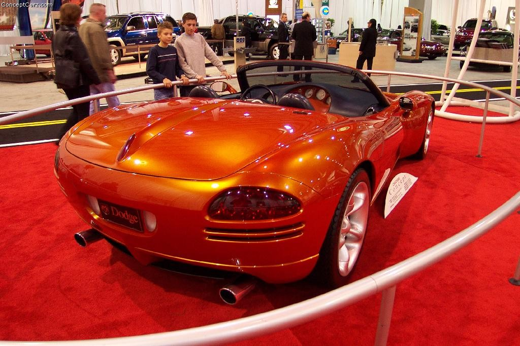 1998 Dodge Copperhead #4