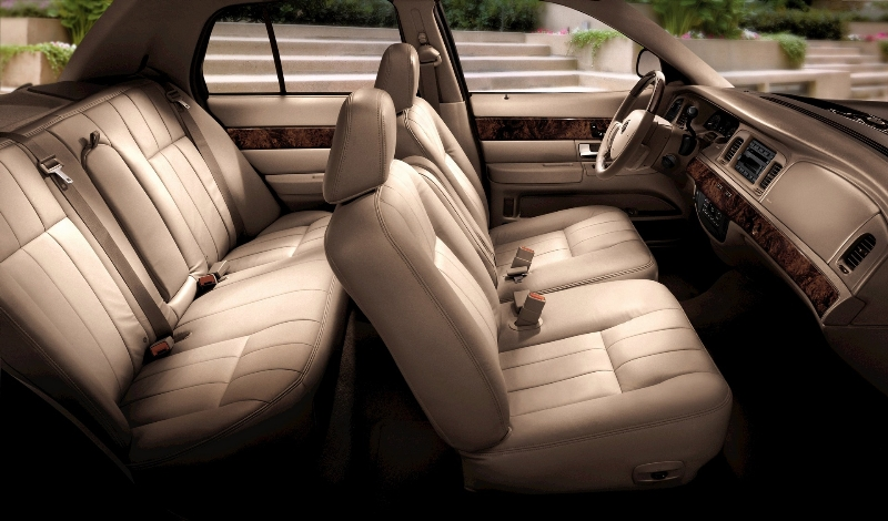 2008 Mercury Grand Marquis #15
