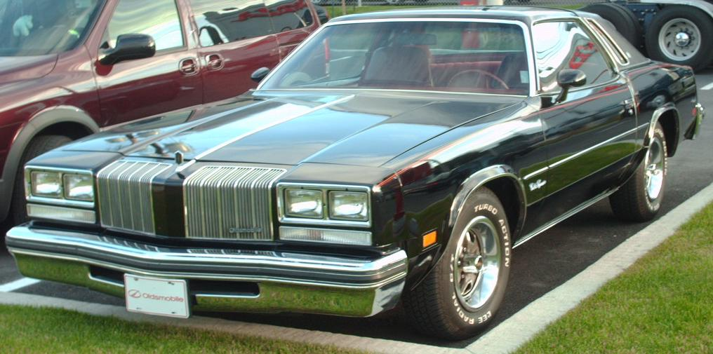 Oldsmobile Cutlass #4