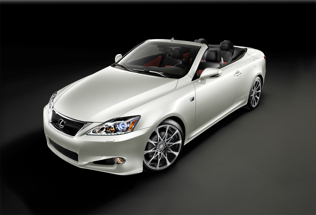 Lexus Is 350 C #6