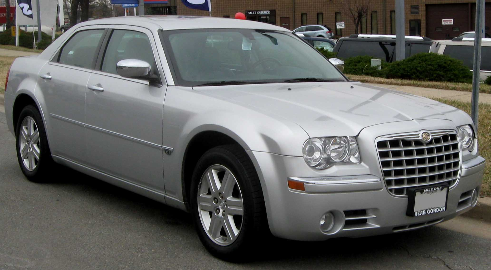2007 Chrysler 300 #9