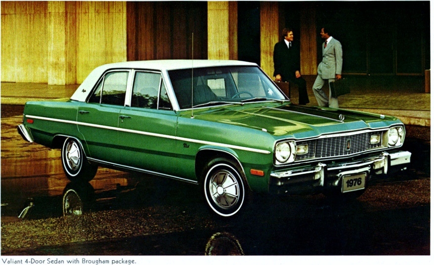 1976 Chrysler Valiant #8