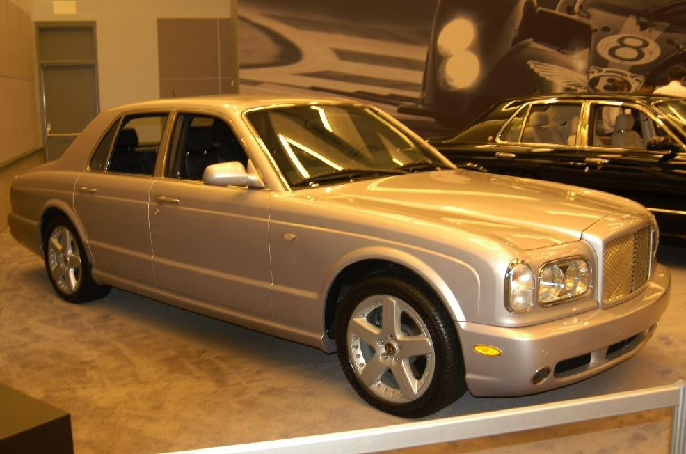2003 Bentley Azure #4