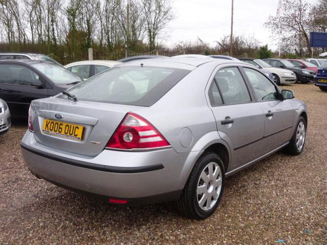 2006 Ford Mondeo #10