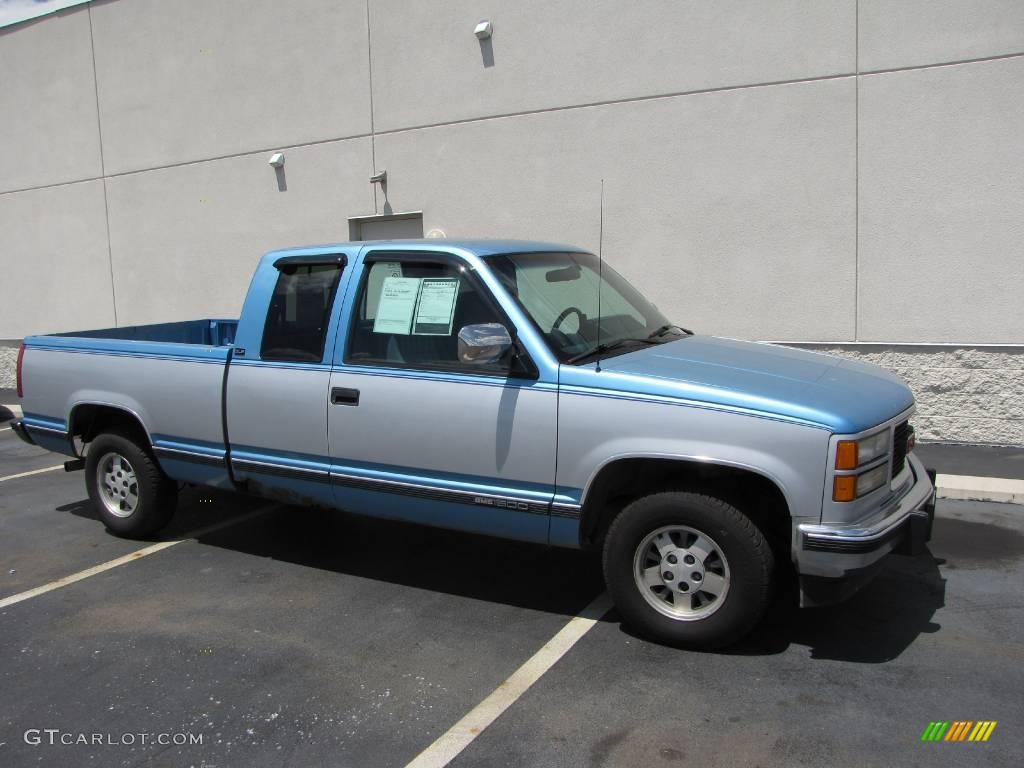 1994 Gmc Sierra 1500 Photos Informations Articles Bestcarmag Com