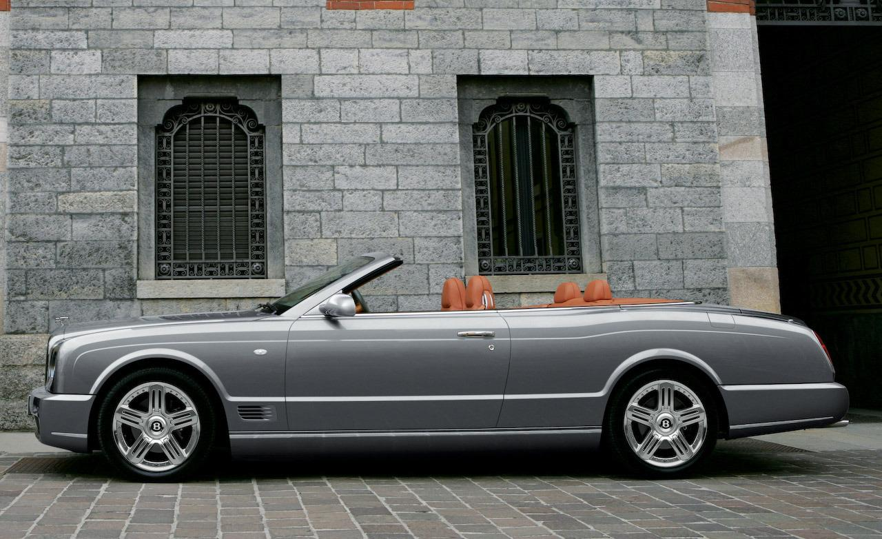 2010 Bentley Azure T #16