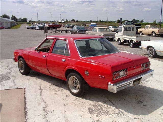 1979 Plymouth Volare #12