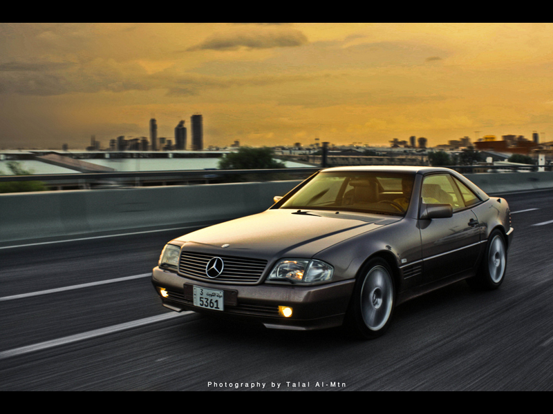 1994 Mercedes-Benz SL #8