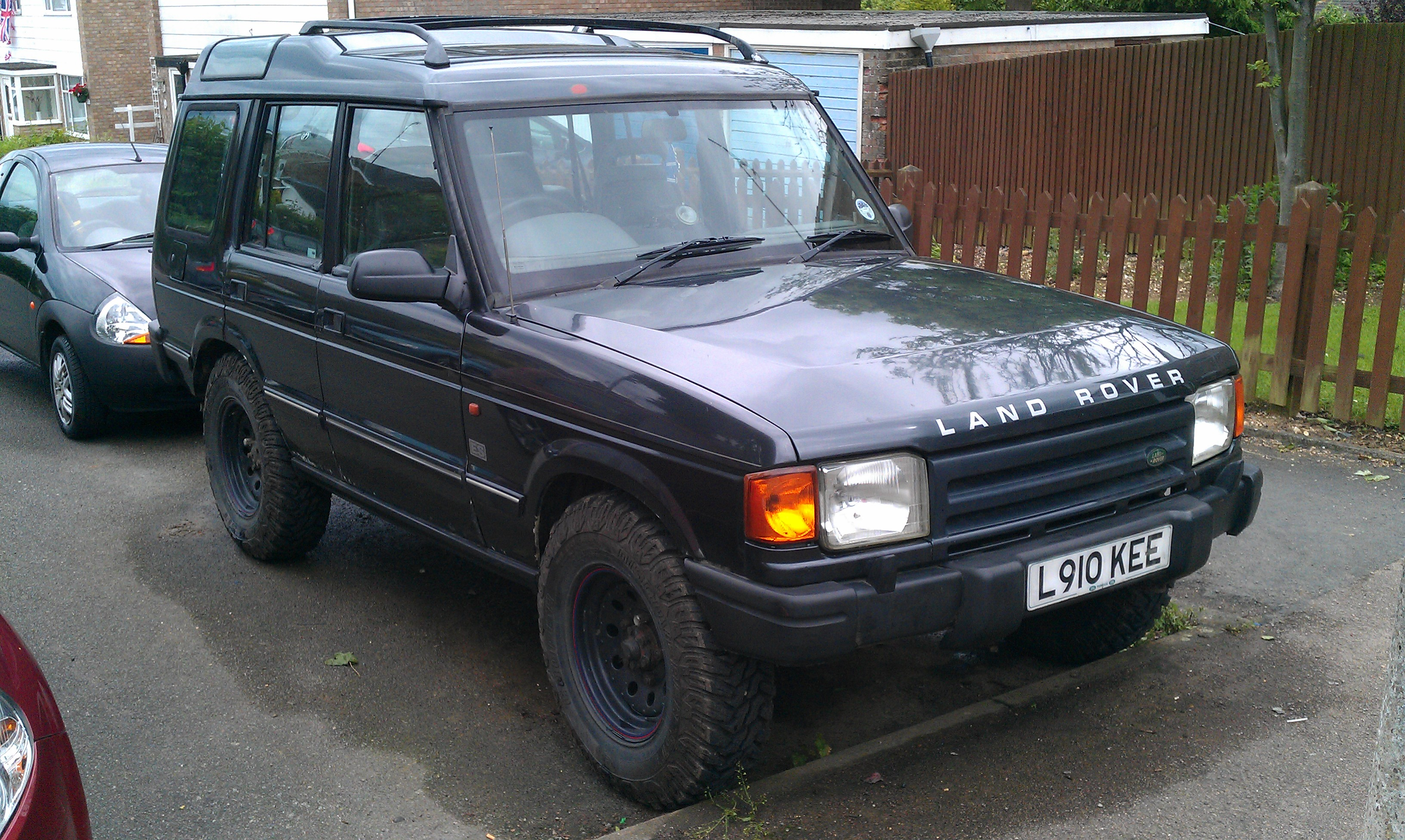 1994 Land Rover Discovery #15