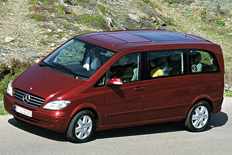 2003 Mercedes-Benz Viano #7