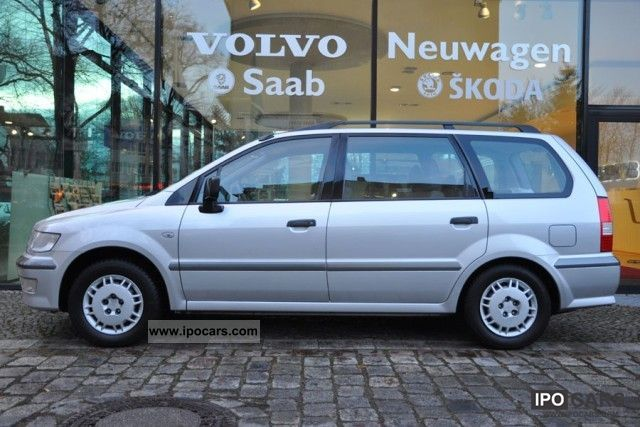 2002 Mitsubishi Space Wagon #13