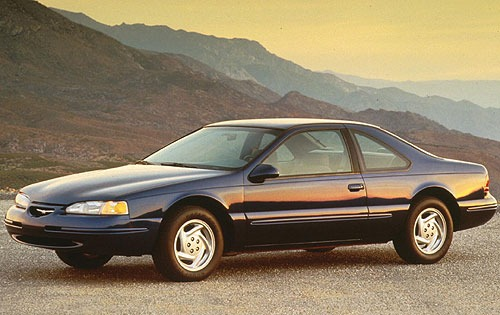 1996 Ford Thunderbird #4