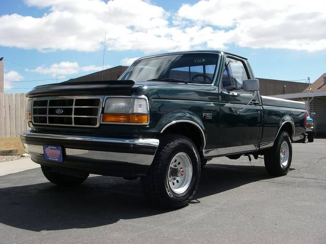 1993 ford f 150 photos informations articles. Black Bedroom Furniture Sets. Home Design Ideas