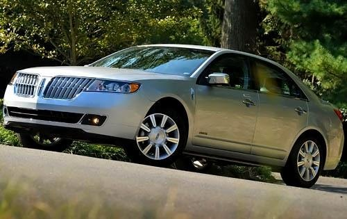 2012 Lincoln Mkz #4