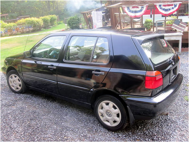 1998 Volkswagen Golf #16