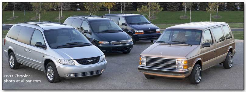 1991 Chrysler Town And Country #9