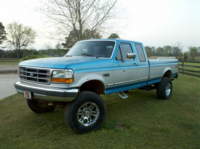 1993 Ford F-250 #7