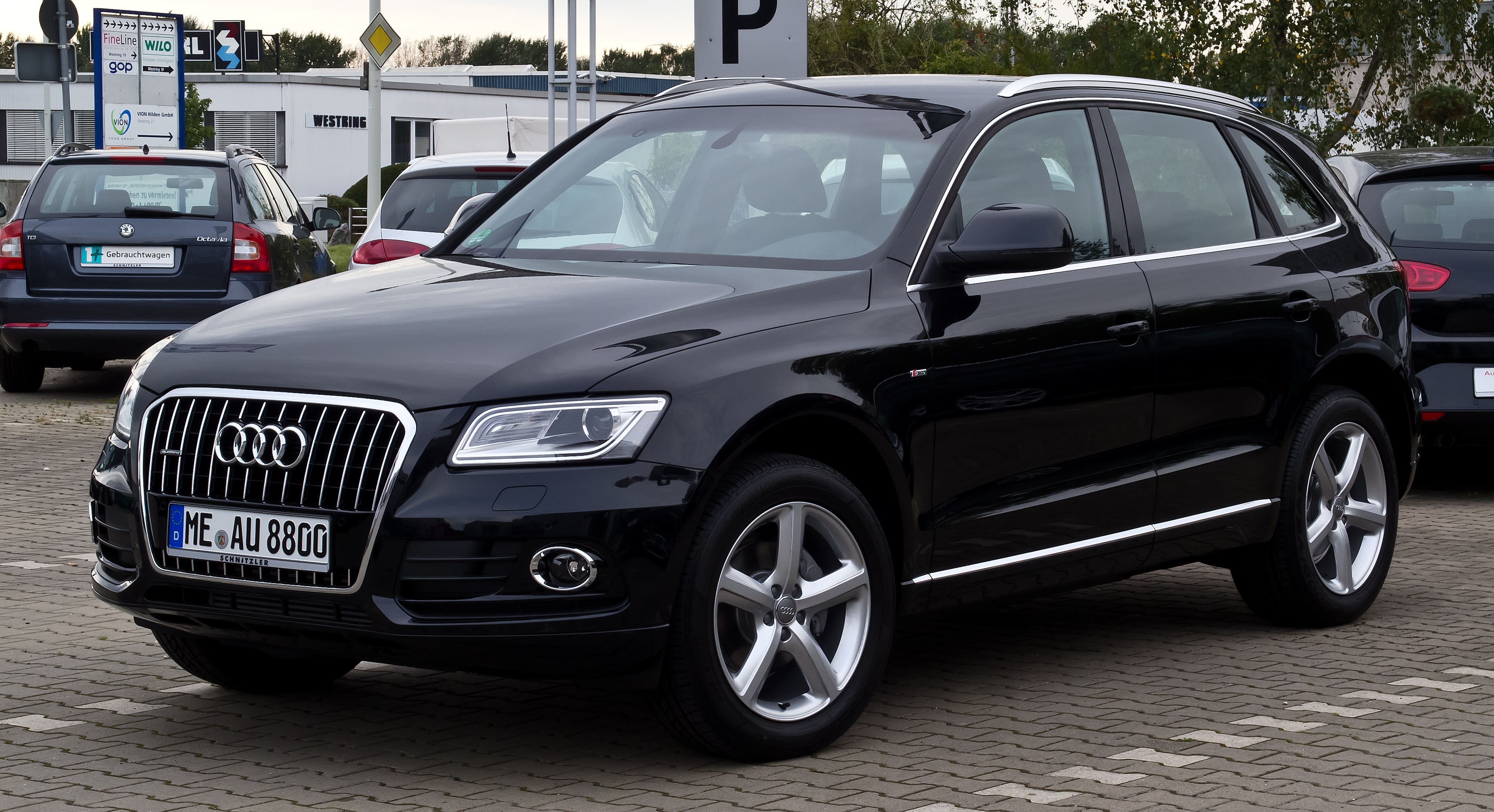 Audi Q5 Photos Informations Articles Bestcarmag Com