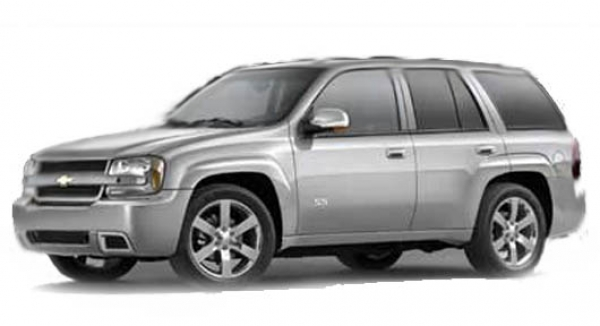 2009 Chevrolet Trailblazer #11