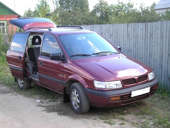 1996 Mitsubishi Space Wagon #8